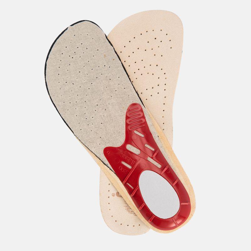 Footbed 6 mm (Balance men) Regular - natur