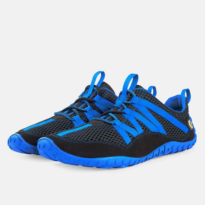 nimbleToes for her - schwarz/blau