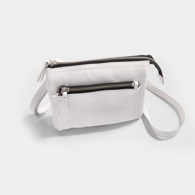 Leoni bag - weiß