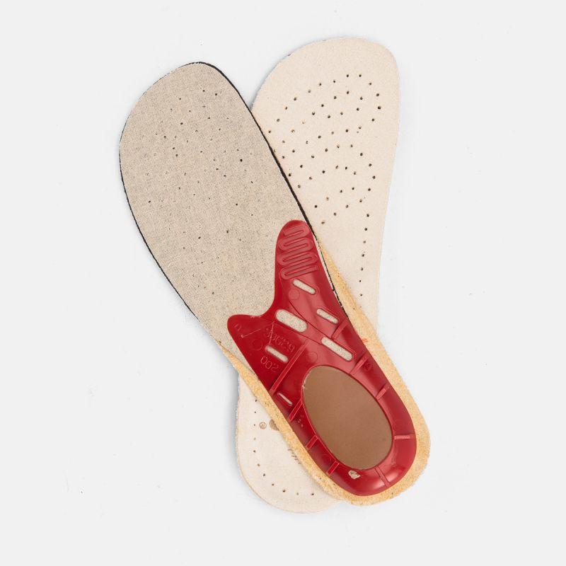 Footbed 6 mm (Balance women) Slim - natur